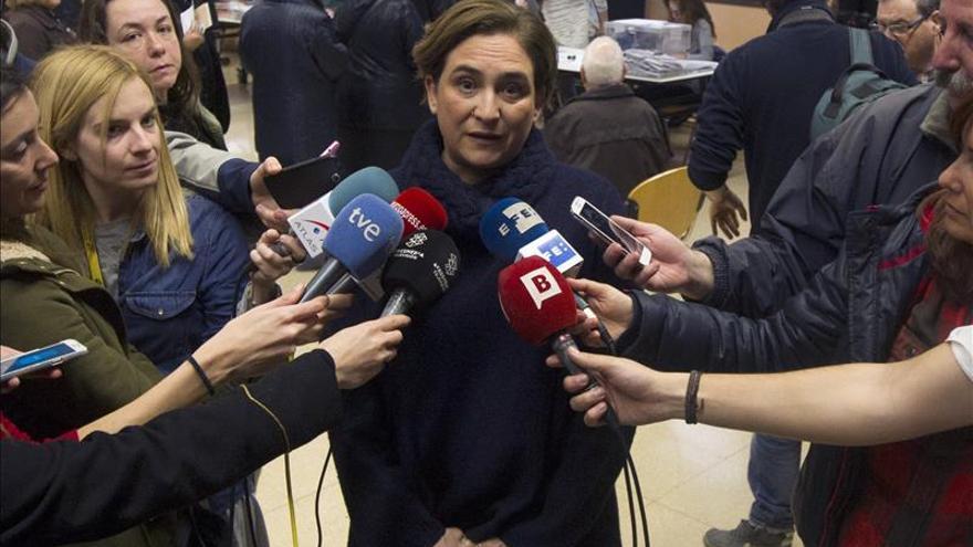 En Comú Podem ganaría en Cataluña y DiL quedaría penúltima, según sondeo