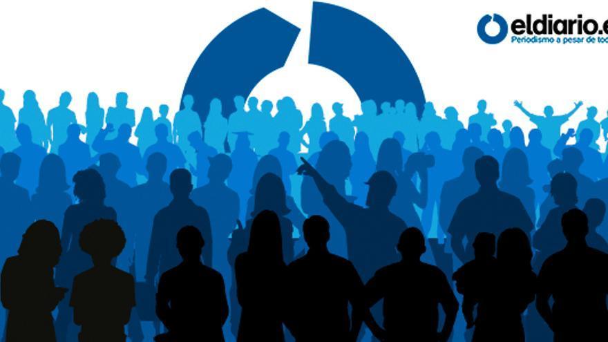 La comunidad de socios y socias de eldiario.es