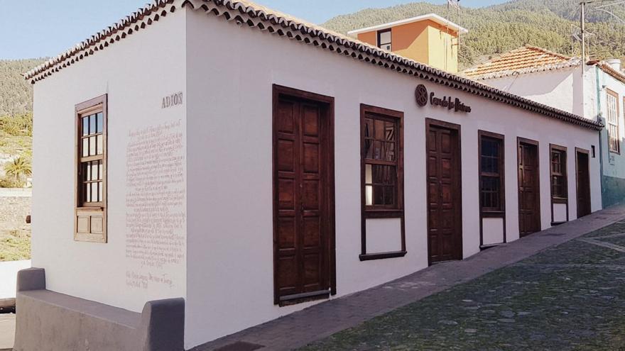 Casa de la Décima de Tijarafe.