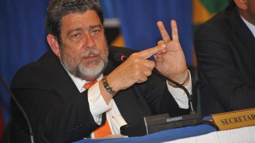 El Primer Ministro de San Vicente y las Granadinas retoma el Gobierno