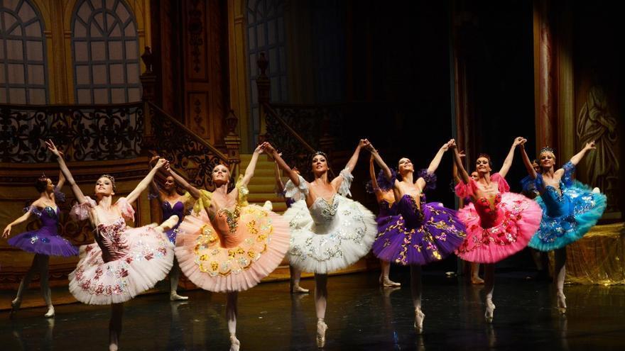 El Ballet de Moscú llevará el 14 de mayo 'La Bella Durmiente' al Auditorio Alfredo Kraus.