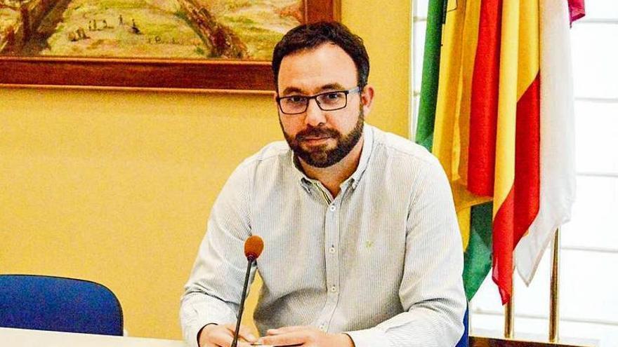 Javier Navarro, presidente del PP de Tomelloso (Ciudad Real)