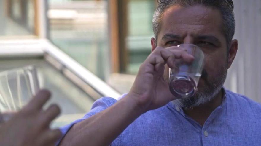 Jalis de la Serna, en el estreno de temporada de 'Enviado especial'