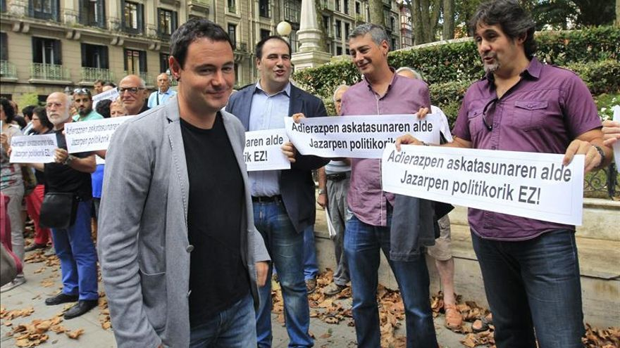 """Arraiz pide """"acabar con los juicios políticos a la izquierda abertzale"""""""