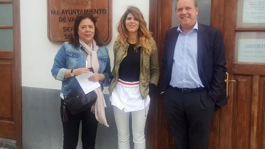 Reunión Ayuntamiento de Valverde y Endesa