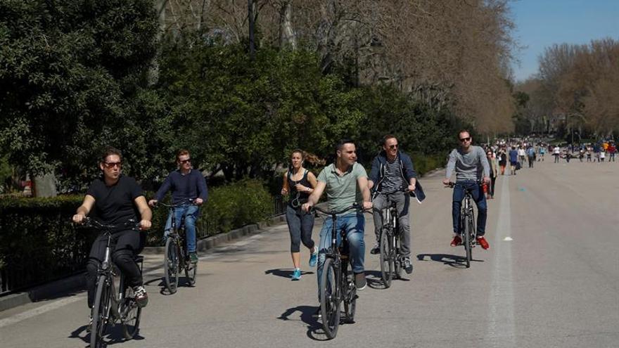 Piden más vigor en medidas para fomentar el uso de bicicletas en las ciudades