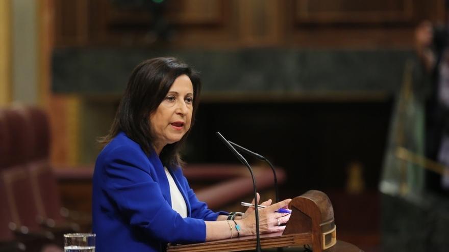 """Margarita Robles: """"Forcadell no se ha comportado como la presidenta de un parlamento"""""""
