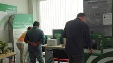 El paro sube en 12.800 personas en Andalucía hasta marzo y se destruyen 28.900 empleos