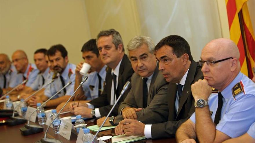 Conseller de Interior: los Mossos cumplirán la ley y permitirán votar el 1-O