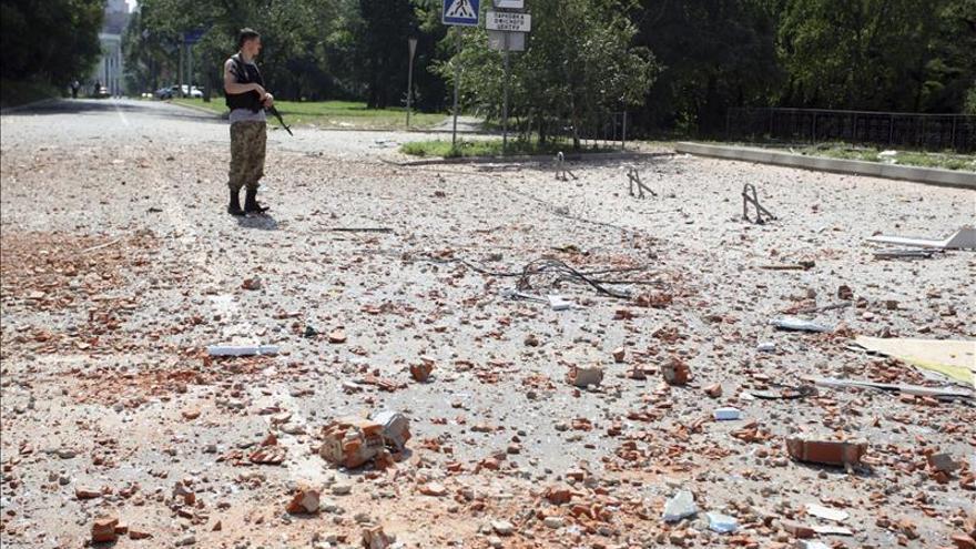 Al menos seis efectivos ucranianos muertos en ataques separatistas