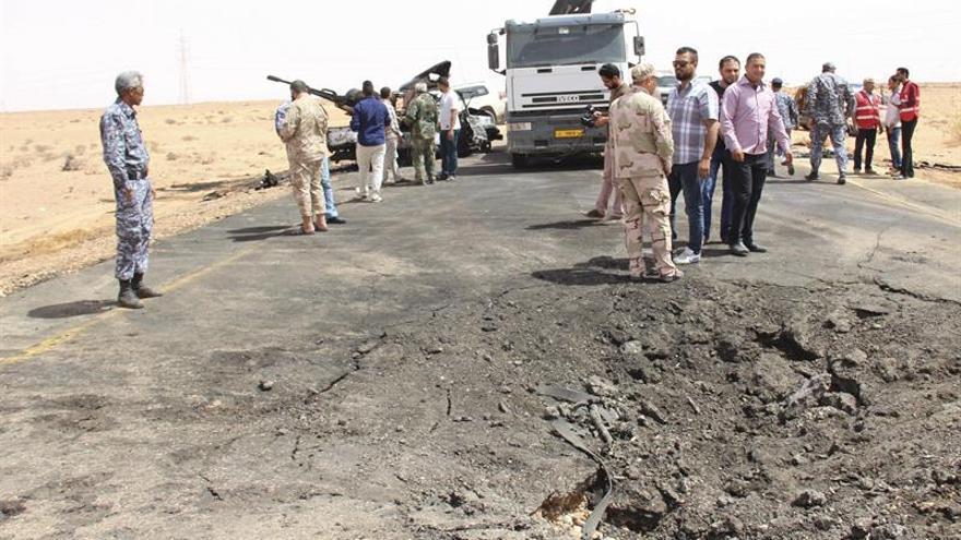 Los tambores de guerra resuenan en Sirte, bastión yihadista del Mediterráneo