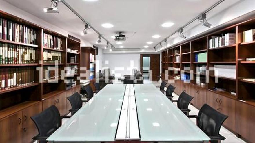 Despacho en la Residencia Oficial del Presidente de Extremadura / idealista.com