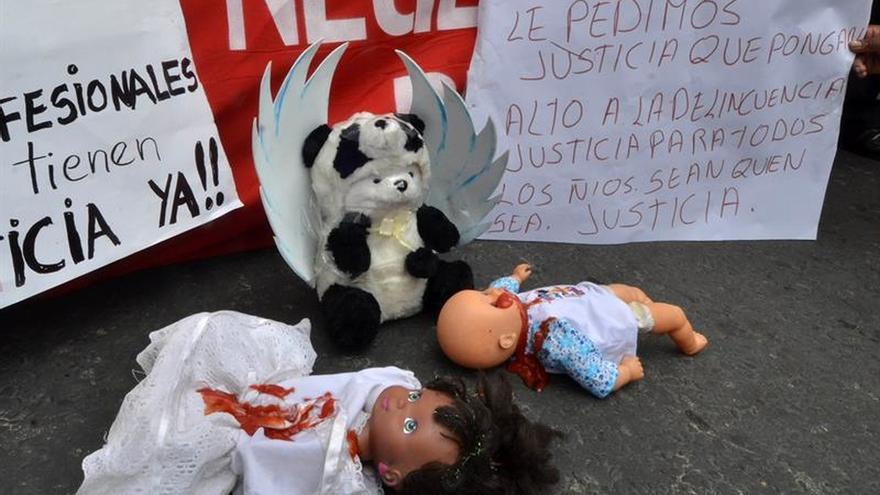 La violencia sexual contra niños que se esconde en Bolivia
