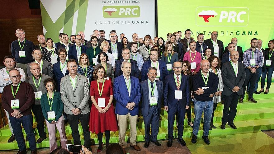 De la Sierra y López Marcano repiten como vicesecretarios y Paula Fernández asume la Secretaría de Organización del PRC