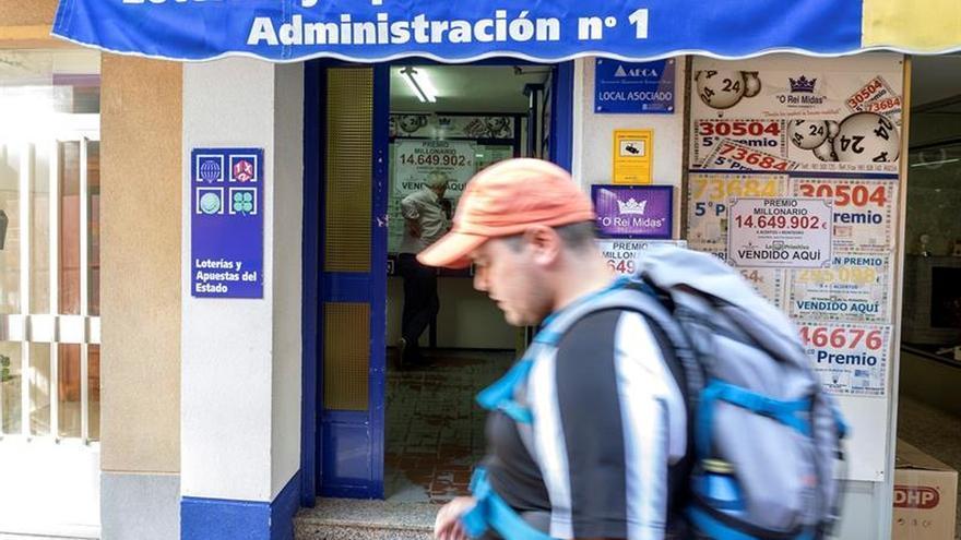 Un acertante de primera categoría de Torrox (Málaga) cobrará 1.613.222 euros