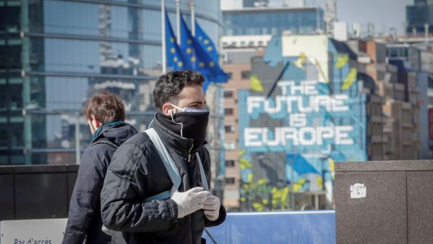La UE congela sus normas fiscales y prepara más medidas frente al coronavirus
