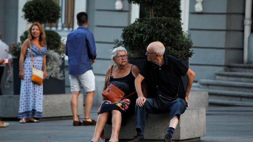 Los mayores piden que no se les discrimine y recuerdan que son 8 millones
