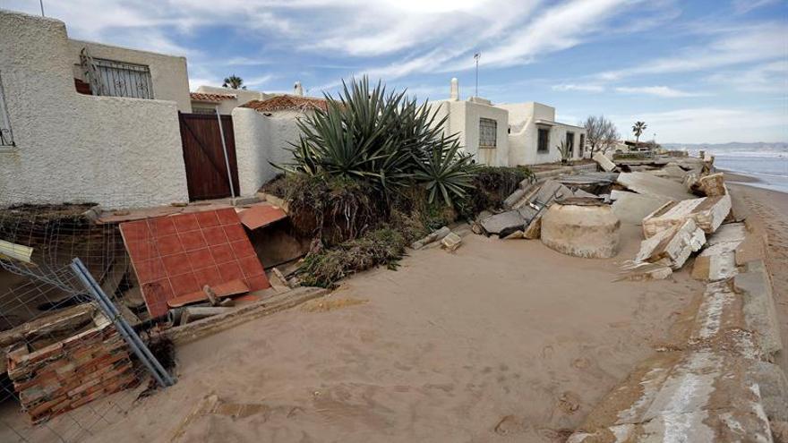 El Gobierno valenciano aprobará ayudas a los municipios afectados por el temporal