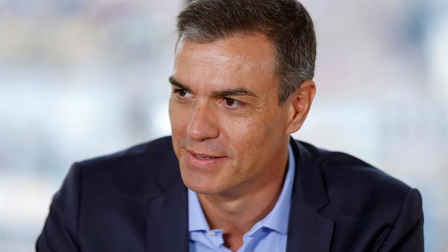 Sánchez expone su nueva oferta de programa para desbloquear la investidura