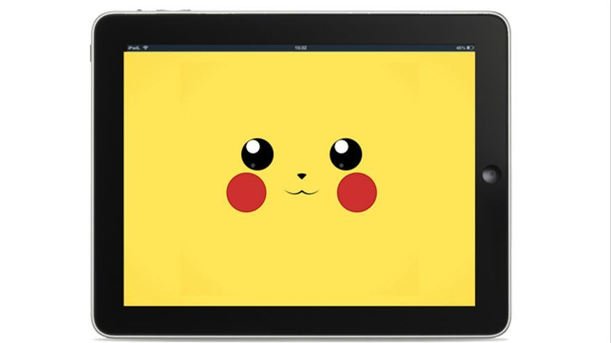 Ipad Pokemon