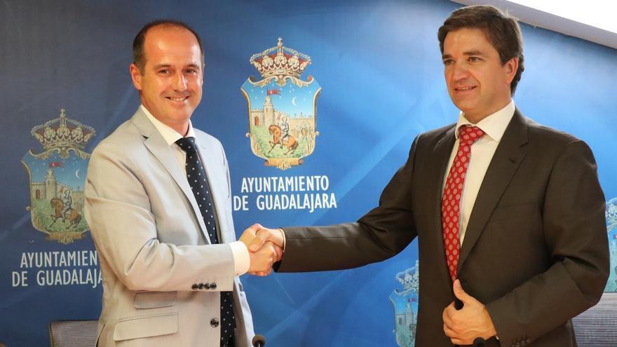 Ciudadanos entra en el Gobierno de Guadalajara para asumir Comercio, Turismo, Transparencia y Limpieza