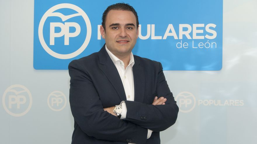 José Miguel González Robles, número dos del PP de León