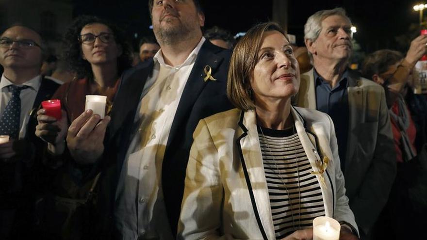 """Junqueras defiende implementar la independencia """"lo más rápidamente posible"""""""