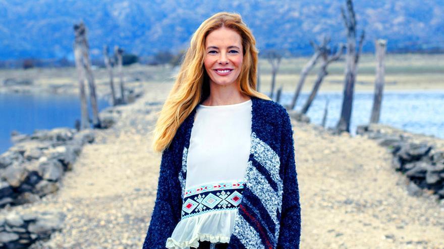 Paula Vázquez, en 'El Puente' de Movistar+