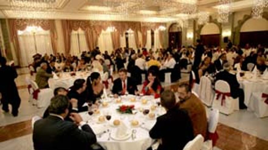 Cena de la Asociación de Periodistas Deportivos de la provincia de Las Palmas. (ACFI PRESS)