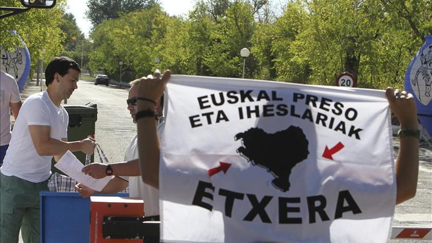 El etarra Aimar Hidalgo Lertxundi sale de la cárcel tras cumplir su condena