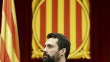 Torrent abre una ronda de consultas por teléfono para plantear la investidura de Jordi Sánchez