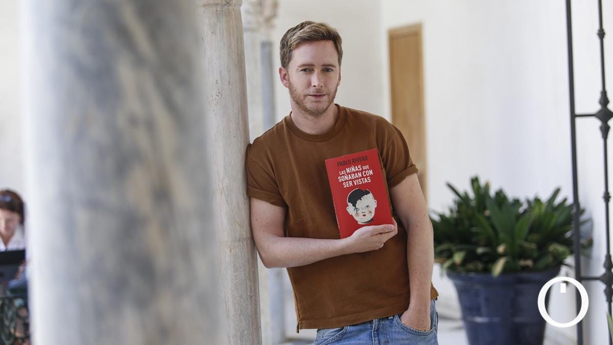 El actor y escritor Pablo Rivero