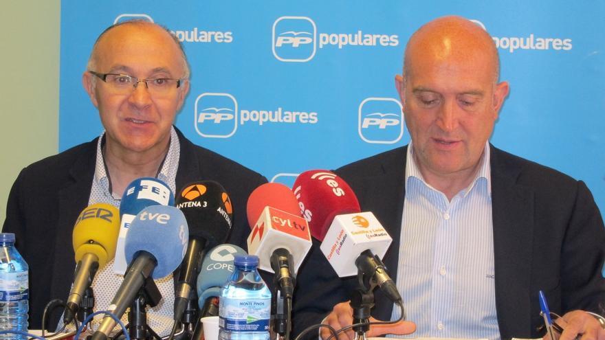 """PP de Valladolid defiende que Herrera sea presidente porque """"ha tirado del carro electoral"""" y ganado los comicios"""