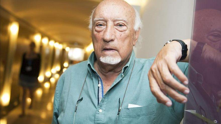 El escritor y periodista Manuel Vicent