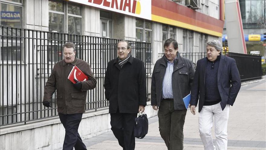 Los sindicatos piden a Iberia que explique si IAG considera válidos los acuerdos del Sima