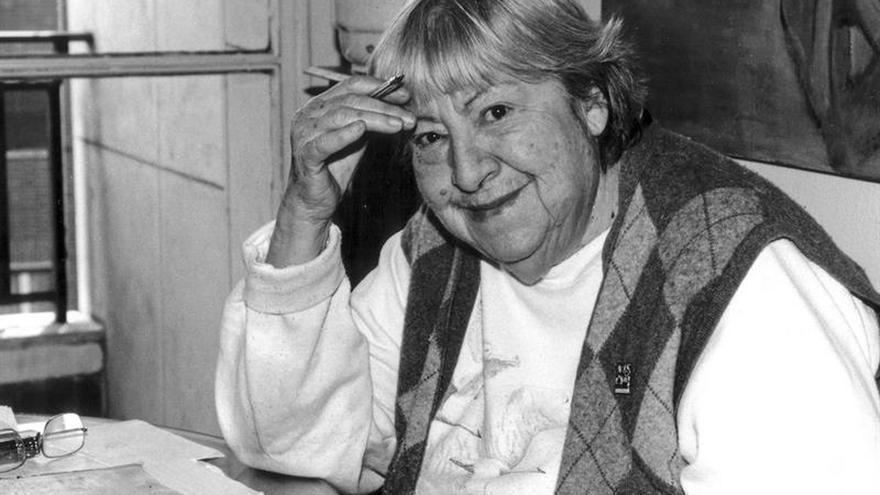 El centenario de Gloria Fuertes ha sacado del olvido a la poeta. |