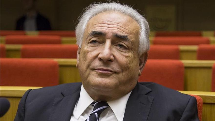 Strauss-Kahn al banquillo acusado de tener una red de prostitutas a su servicio