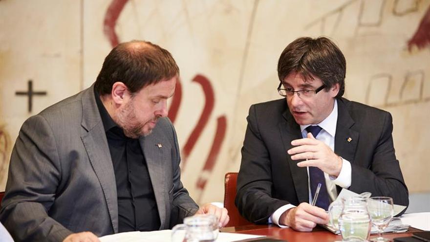 """Puigdemont: """"la cloaca del Estado no tiene quién la depure"""""""