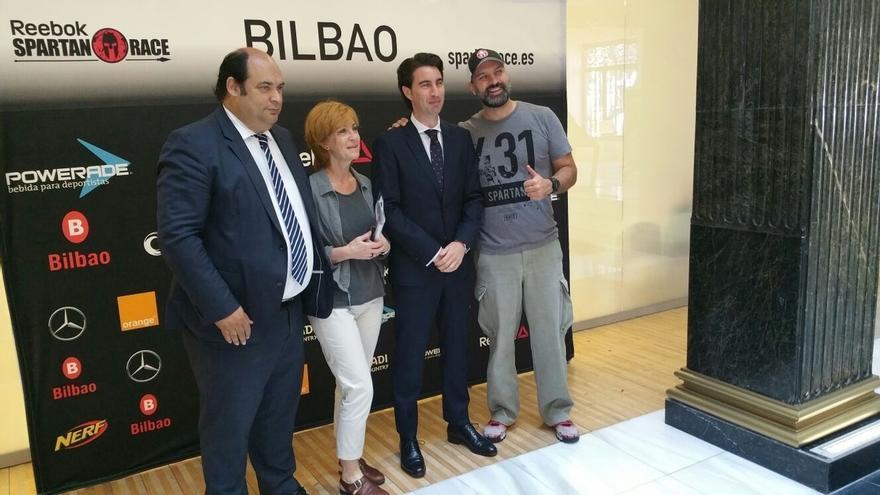 La Reebok Spartan Race reunirá este sábado en Bilbao a más de 4.000 participantes