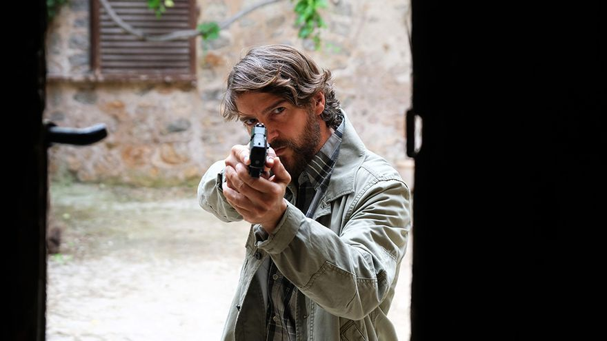 Félix Gómez en 'La Caza: Tramuntana'