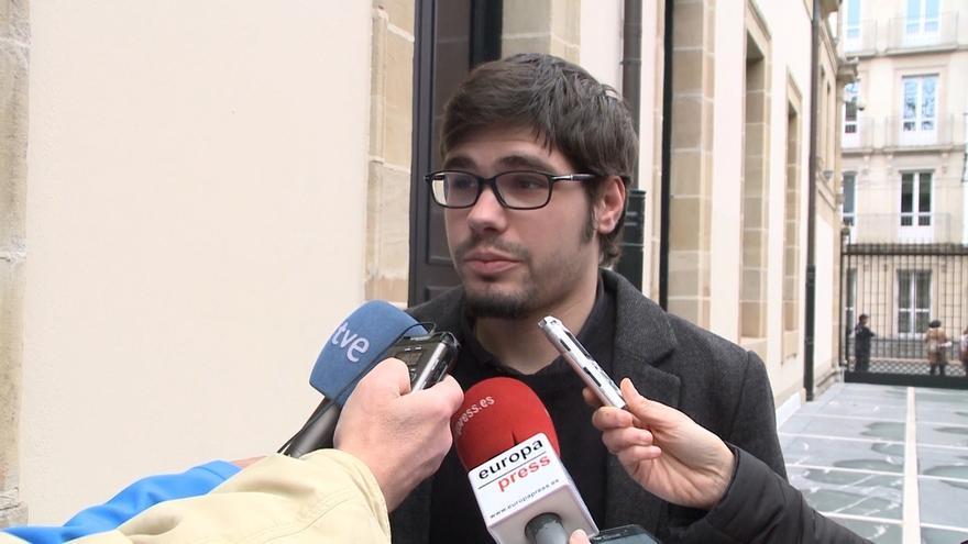 """Podemos condiciona su apoyo a los Presupuestos vascos a que se dé """"un giro de 180 grados en política social y económica"""""""
