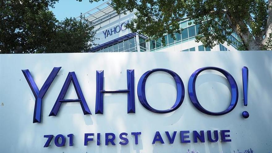 Yahoo ingresa 1.327 millones de dólares en el primer trimestre, 22 % más que en 2016