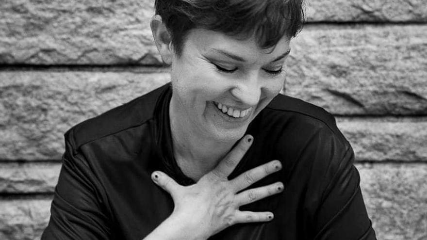 La autora Fernanda García Lao