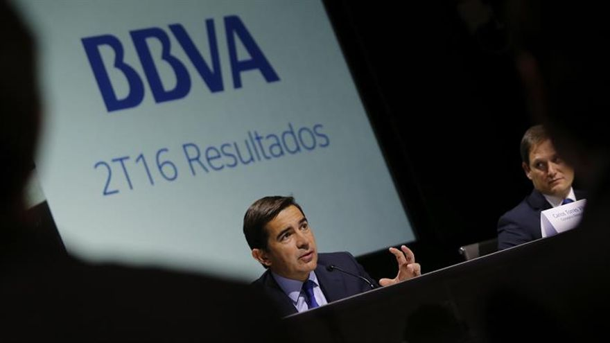 BBVA cree que ir a unas terceras elecciones sería negativo para España