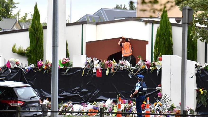 Condena de 21 meses de cárcel por difundir un vídeo del atentado en Nueva Zelanda