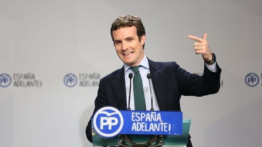 """El PP espera que en Andalucía no haya un gobierno """"a tiempo parcial"""" con el paso de Susana Díaz para liderar el PSOE"""