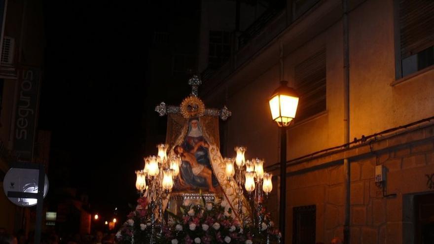 Virgen Angustias Navalmoral Mata