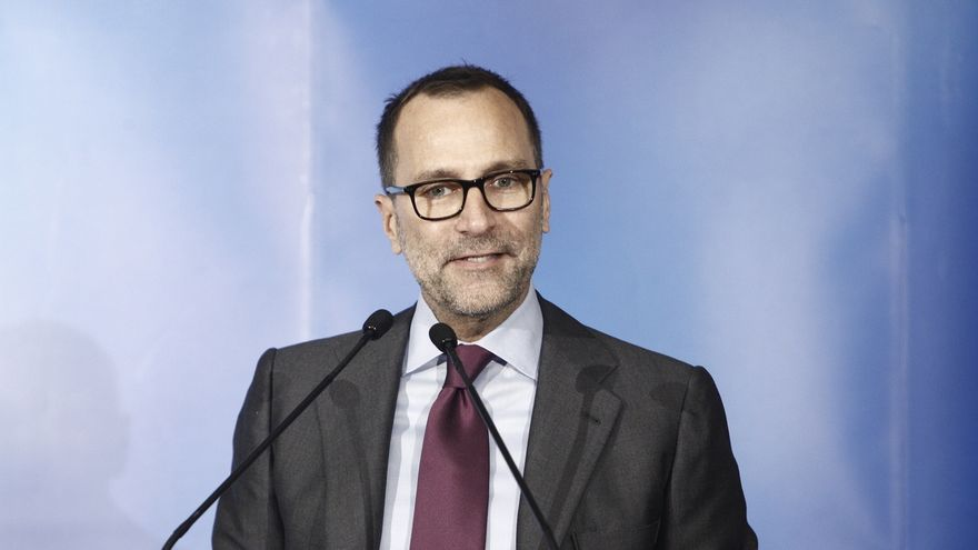 James Costos, presidente del Global Senior Fellows Initiative de IE University