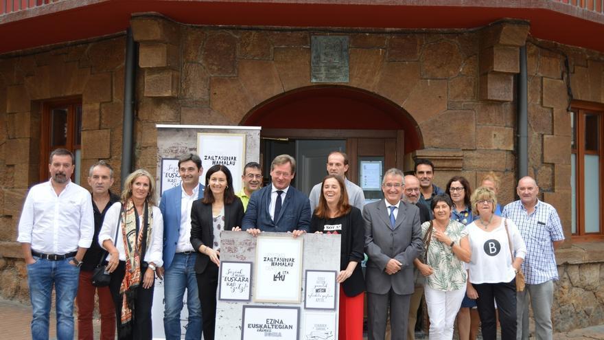 Cerca de 35.000 alumnos estudiarán este nuevo curso en los 103 euskaltegis vascos