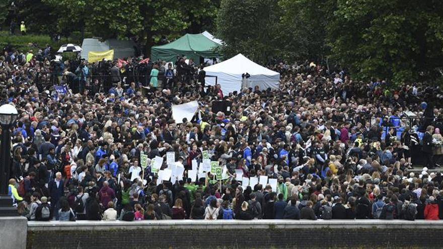 Todos los detenidos por el atentado de Londres han sido liberados sin cargos